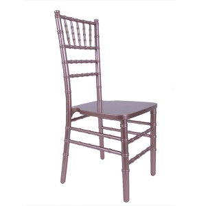 USA style chiavari chair Rose Gold