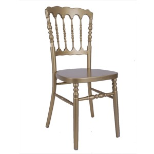 UK style napoleon chair Golden