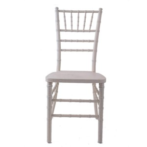 USA style chiavari chair crackle finish