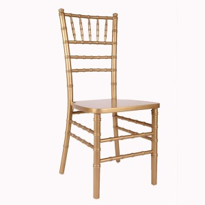 USA style chiavari chair Golden