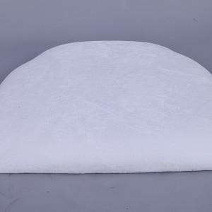 PU Hard cushions white