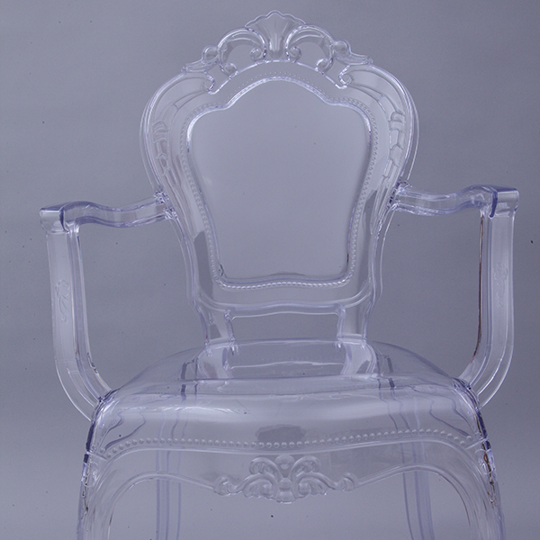 OEM Factory for Acrylic Napoleon Wedding Chair -