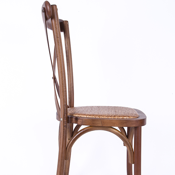 Best Price on Modern Cross Back Dining Chair -