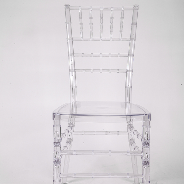 Newly Arrival Wedding Iron Golden Chiavari Chair -