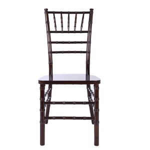 USA, sedia, stile Chiavari Dark marrone