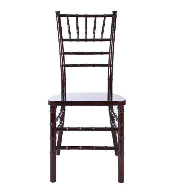 USA style chiavari chair Dark brown Featured Image