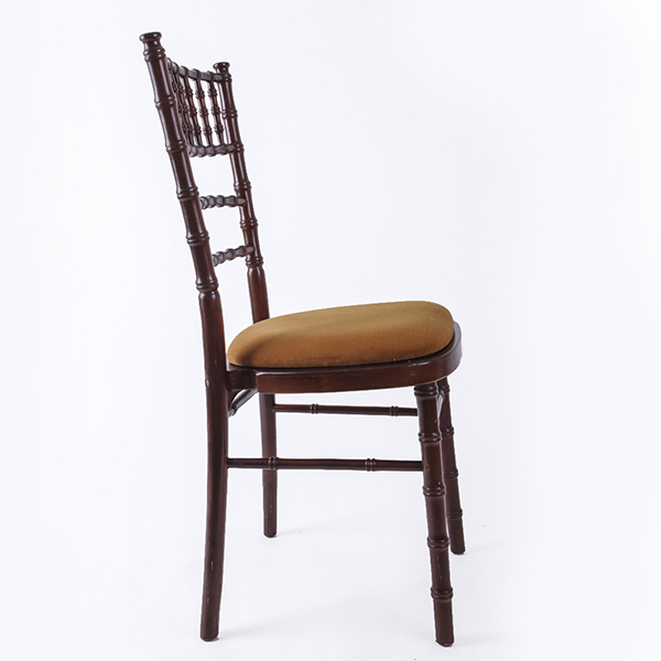 Factory Free sample Imitation Wood Stackable Tiffany Chair -