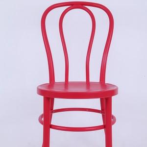 PP Vaigu Thonet toolid Bean punane