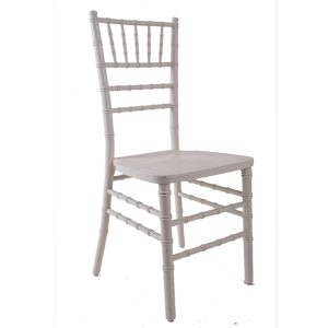 USA style chiavari chair crackle finish